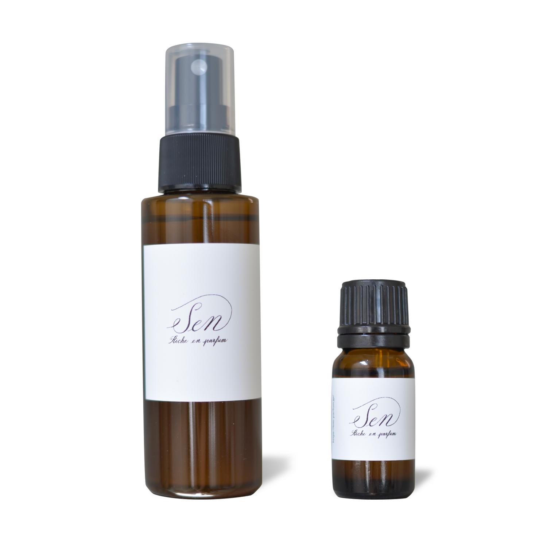 【定期購入】sen air freshener & sen blended oil